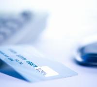 Souris et carte de credit